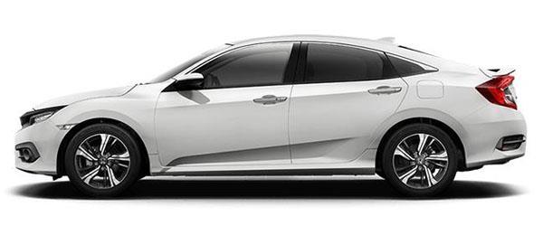 Honda Civic Sedan Beyaz