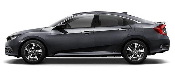 Honda Civic Sedan Füme