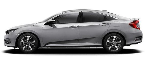 Honda Civic Sedan Gümüş Gri