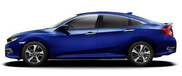 Honda Civic Sedan Mavi