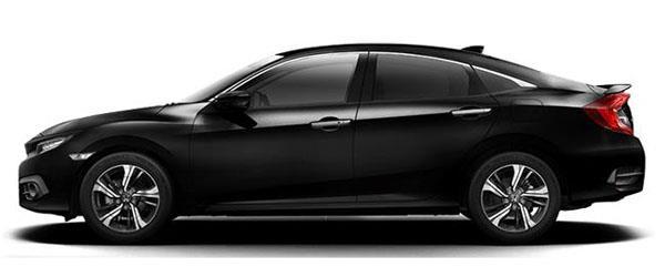 Honda Civic Sedan Siyah
