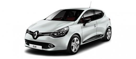 Renault Clio Beyaz