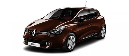 Renault Clio Bakır Kahve