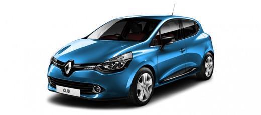 Renault Clio Mavi Düş