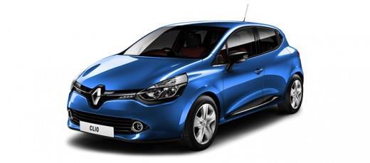 Renault Clio Mistral Mavi