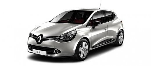 Renault Clio Platin Gri