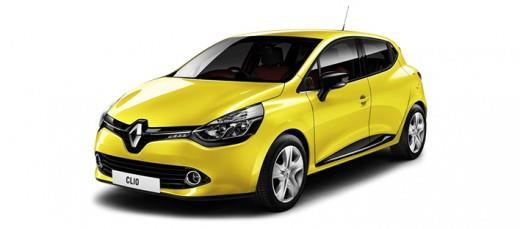 Renault Clio Sarı