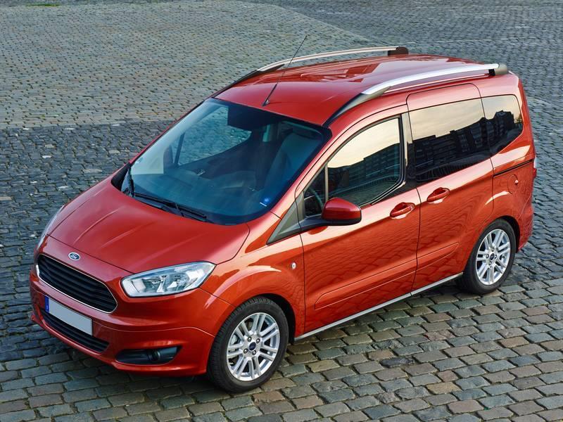 2020 ford tourneo courier modelleri ve fiyatları - ford