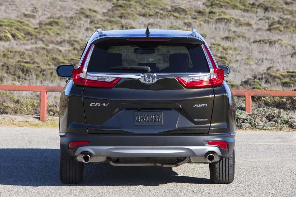 2018 Honda CR-V Modelleri Ve Fiyatları