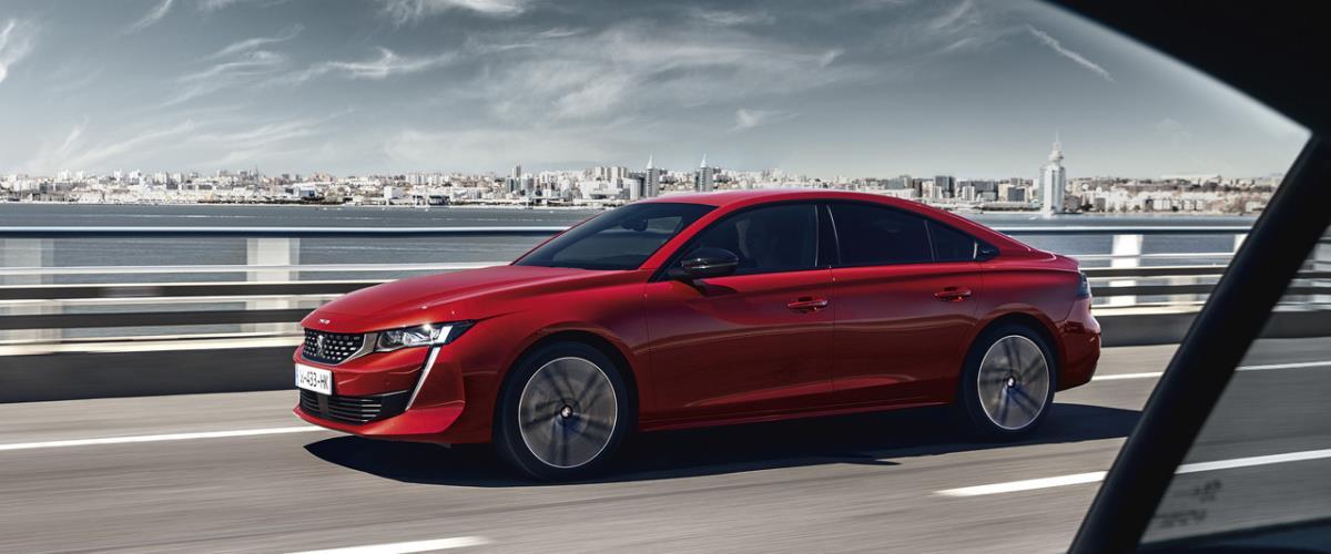 Peugeot 508 (2018): watch tech how-to videos, win a luxury