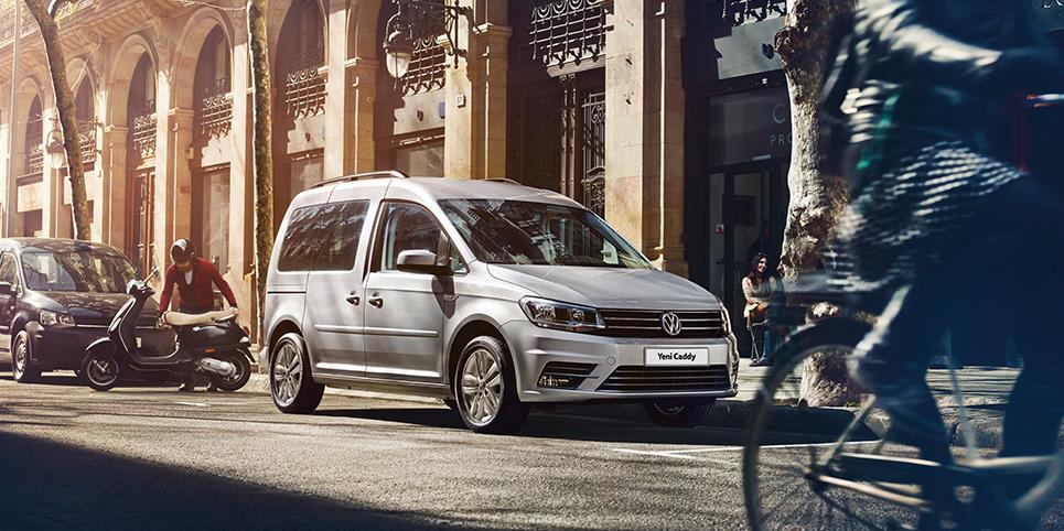 2021 Volkswagen Caddy Modelleri ve Fiyatları - Volkswagen ...
