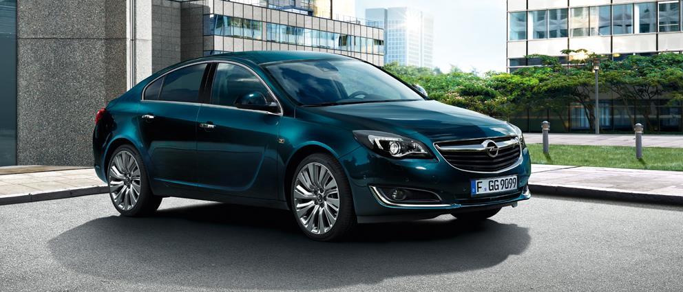 2019 Opel Insignia Sedan Modelleri ve Fiyatları - Opel ...