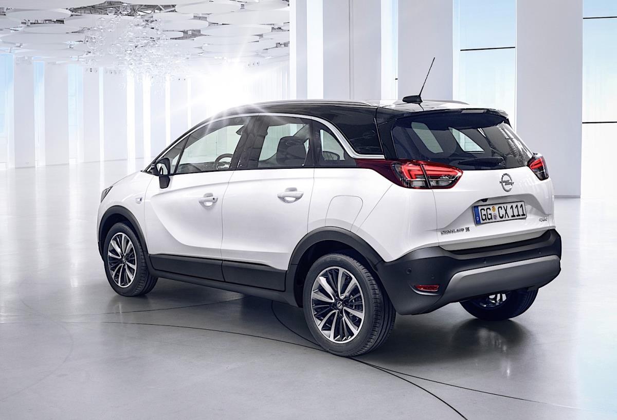 2020 Opel Crossland X Modelleri Ve Fiyatlari Opel Crossland X Teklifi Al