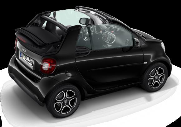 2019 smart fortwo cabrio modelleri ve fiyatlar smart. Black Bedroom Furniture Sets. Home Design Ideas