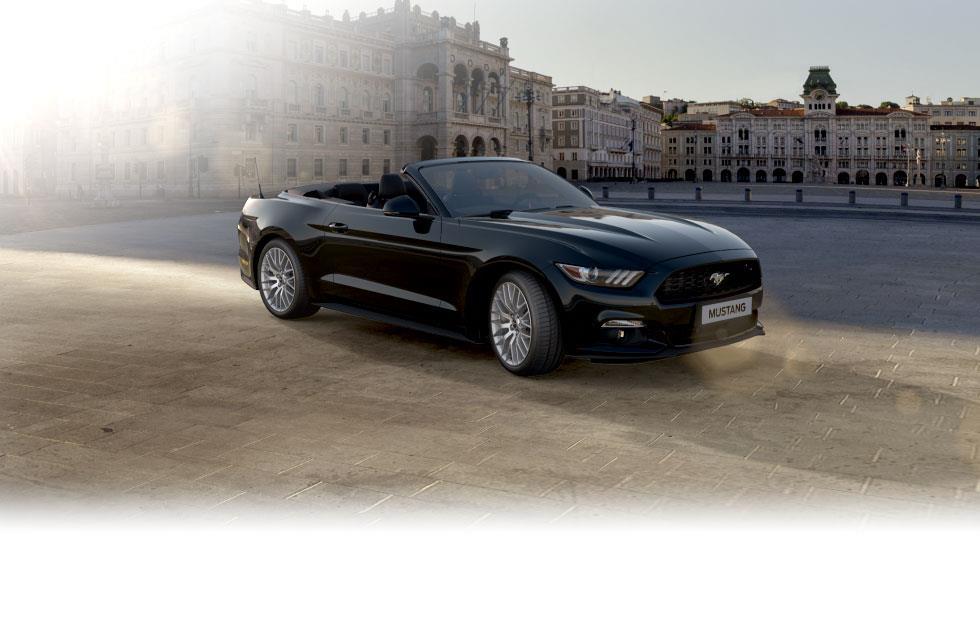 Ford Mustang Convertible Resimleri Ve Galerisi