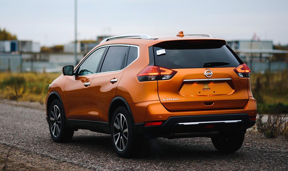 2019 Nissan X-Trail Modelleri ve Fiyatları - Nissan X ...