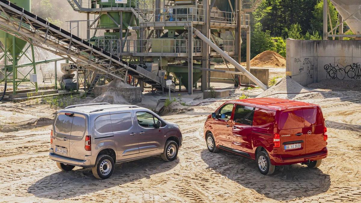 2021 Opel Combo Cargo Modelleri ve Fiyatları - Opel Combo ...