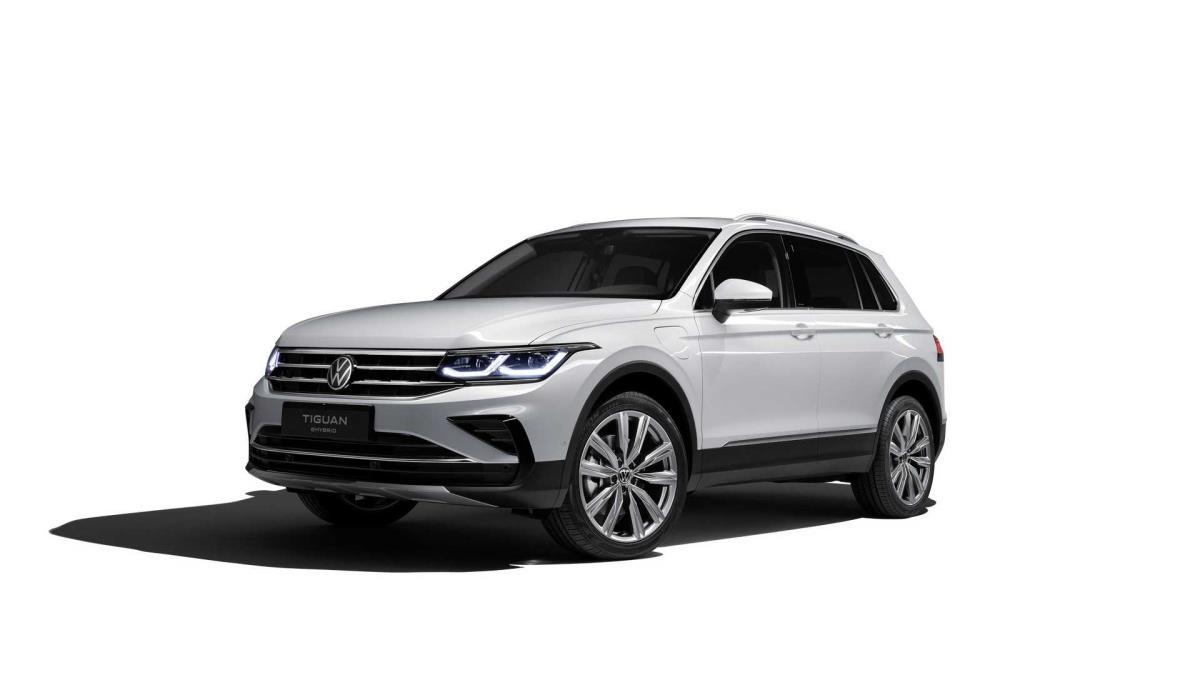 2021 Volkswagen Tiguan Modelleri ve Fiyatları - Volkswagen ...