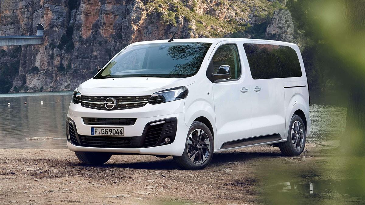 2021 Opel Zafira Life Modelleri ve Fiyatları - Opel Zafira ...