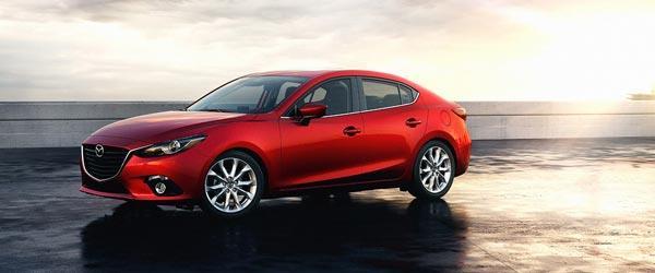 Mazda 3 Sedan Serisini Genişletmeye Devam Ediyor
