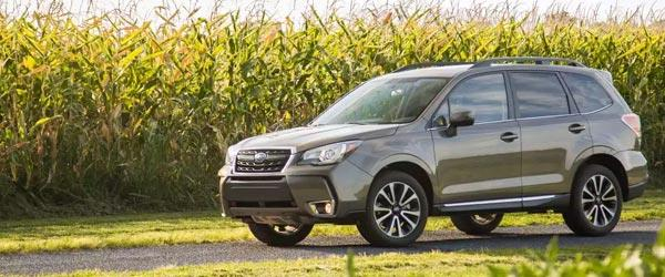 "İdeal SUV Arayanlara ""Subaru Forester 2017"""