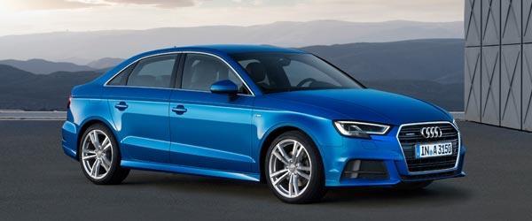 "Nefes Kesen Sedan ""Audi A3 Sedan 2017"""