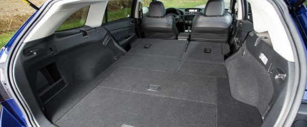 Geniş Geniş Kullanabileceğiniz Bir Araç Subaru XV