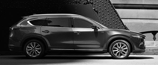 2018 Mazda CX-8 Sahaya İnmeye Hazırlanıyor