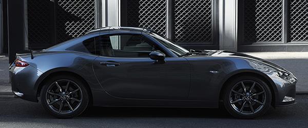Ve İşte Karşınızda Yeni Mazda MX-5 RF