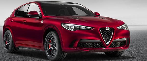 Alfa Romeo Stelvio resmen duyuruldu