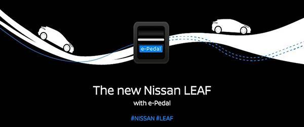 Nissan'dan kafa karıştıran e-Pedal teknolojisi