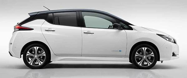 Yüzde Yüz Elektrik Yüzde Yüz Eğlence; Nissan Leaf