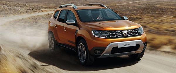 Yenilenen Dacia Duster Şimdi Daha Modern