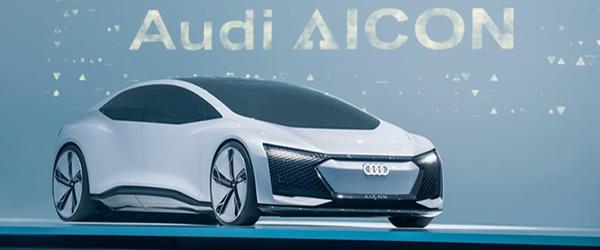 Kendi Kendini Yönetebilen Otomobil Audi Aicon