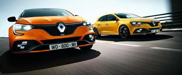 Renault Megane RS, Hot Hatch sınıfında iddialı