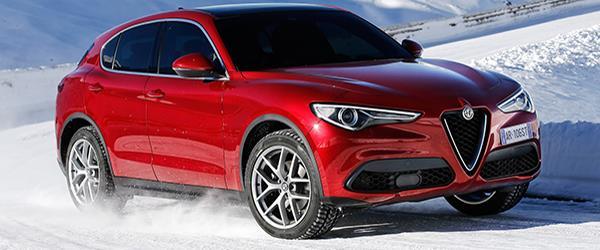 Alfa Romeo'nun İlk SUV'u Stelvio Kasımda Geliyor