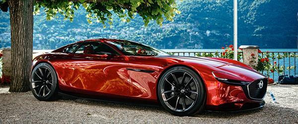 Mazda Wankel Motor İçin Takvimi Belirledi