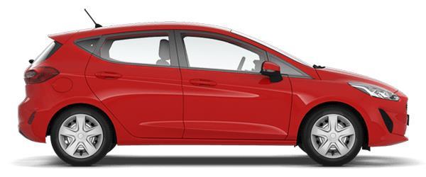 Ford'un sevilen modeli Fiesta yenilenen özellikleri ile satışa çıktı.