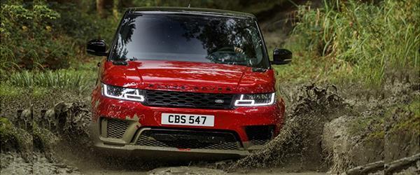 2018 Range Rover Sport'un karakterini değiştiren makyaj