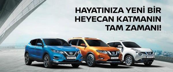 Nissan Ocak 2018 Kampanyaları
