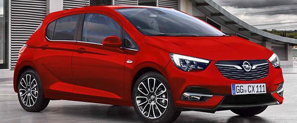 Opel Corsa'da Modaya Uydu