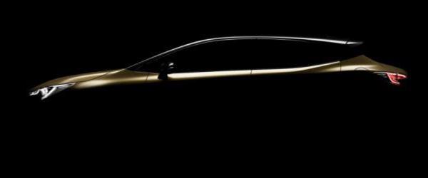 Yeni 2018 Toyota Auris'ten İlk İpuçları