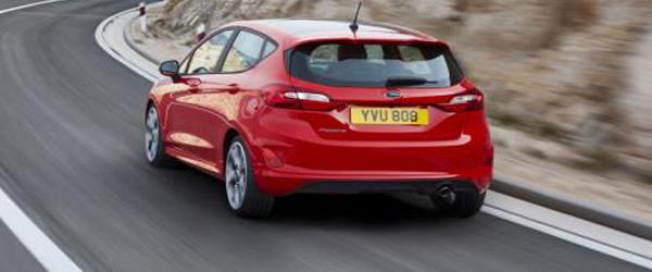 Yeni Fiesta- Ecosport ve Makyajlı Ticariler