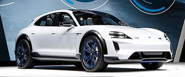 Porsche'den gözdağı 4 dakikalık şarjla 100 KM Mesafe