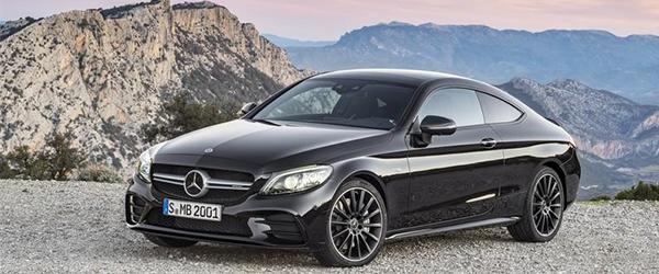 Yenilenen 2019 Mercedes C-Serisi Coupe