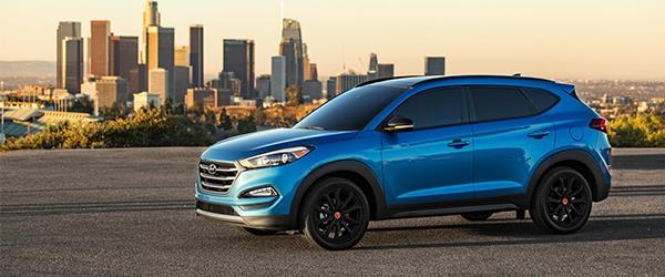 İşte Hyundai'nin Yenilenen Modeli Tucson!