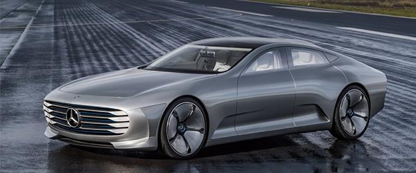 Yeni Mercedes Elektrikli S-Class !