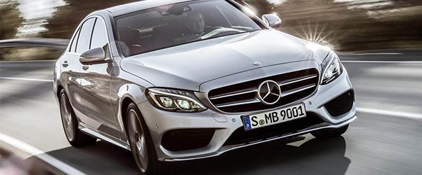 Mercedes'in C Serisi Artık Avrupa'da!