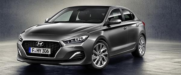 Otomotiv Devi Hyundai'den i30 Fastback !