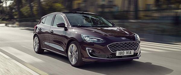 İşte Yenilenen Ford Focus Tanıtıldı!